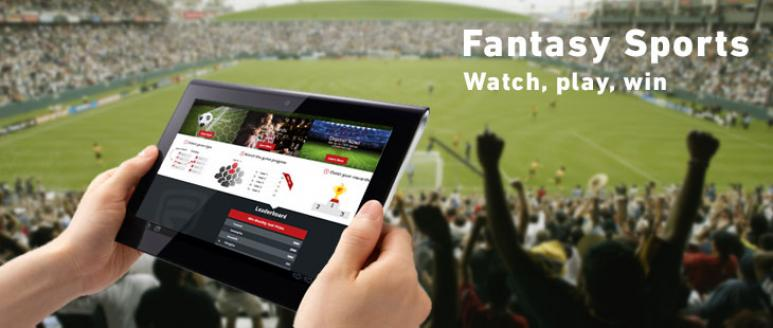 Fantasy Sports - Watch Play Win